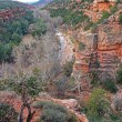 Stock Photo: Oak Creek Canyon