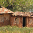 Stock Photo: House in Africa