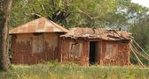 House in Africa — Foto de Stock