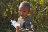 African boy — Stock Photo