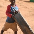 Stock Photo: Boy from Africa
