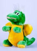 Toy dragon — Stock Photo