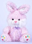 Zabawki królik — Zdjęcie stockowe