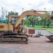 Excavator or Backhoe — Stock Photo #12582357