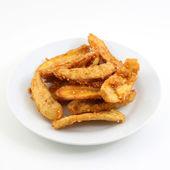Plátano frito — Foto de Stock