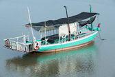 Fishing boat — Stock Photo