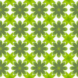Royalty-Free Stock Photo: Green leaf flower pattern background