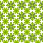 Green leaf flower pattern background — Stock Photo #13429170