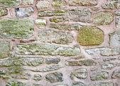 历史墙 — 图库照片