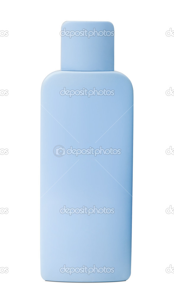 Plastic Bottle, Isolated on white — Stock Photo #12335112