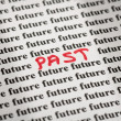Past in future — Stock Photo #12360438