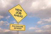 New Job — Stock Photo