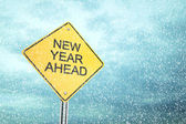 New Year Ahead — Foto Stock