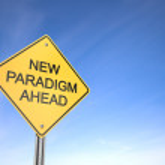 New Paradigm Ahead — Stock Photo #34061989