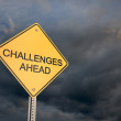 Stock Photo: Challenges Ahead