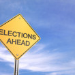 Elections Ahead — Stock Photo #39462099