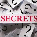 Постер, плакат: Secrets