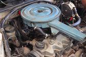 Old Car Engine — Stock Photo