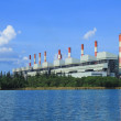 Coal power plant — Stock Photo