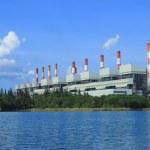 Coal power plant — Stock Photo #28143667