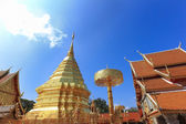 Doi Suthep temple in Chiang Mai, Thailand. — Stock Photo