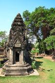 Wat Chang Lom in Si Satchanalai sukhothai unesco — Stock Photo
