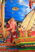 Dios hindú ganesh — Foto de Stock