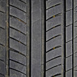 Stock Photo: Tire texture