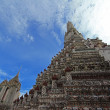 Stock Photo: Stupa at Wat Arun Temple in Bangkok, Thailand