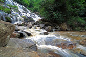 Mae Ya waterfall, Chiang mai Thailand — Stock Photo