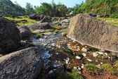 Hot springs in chiangmai Thailand — Stock Photo
