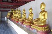 Buddha in Phitsanulok, Thailand — Stock Photo