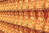 Or Dieu chinois en Thaïlande — Photo