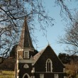 Stock Photo: Old Church in Country