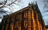 Alte kirche in melbourne — Stockfoto