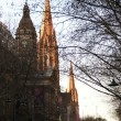 Stock Photo: Saint Paul's Cathedral. Melbourne