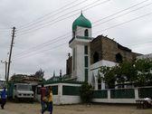Mezquita en mombasa — Foto de Stock