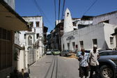 Mombasa Old Town — Stock Photo