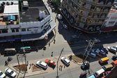 Mombasa Kenya from Bima Tower. — Stock Photo