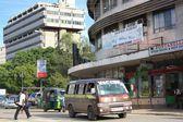 Mombasa ocupado — Foto de Stock