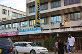 Busy Mombasa — Stock Photo