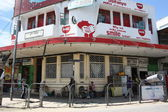 Sun is Hot in Mombasa. — Stock Photo