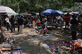 Masai market. Nairobi. — 图库照片