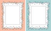 детские фото рамка — Cтоковый вектор