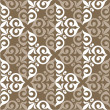 Seamless baroque wallpaper — Stockvektor #13634974