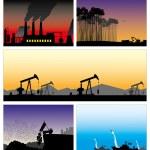 Постер, плакат: Bad ecology