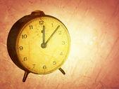 Vinatge часы — Стоковое фото