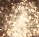 Abstract golden glitter background — Stock Photo