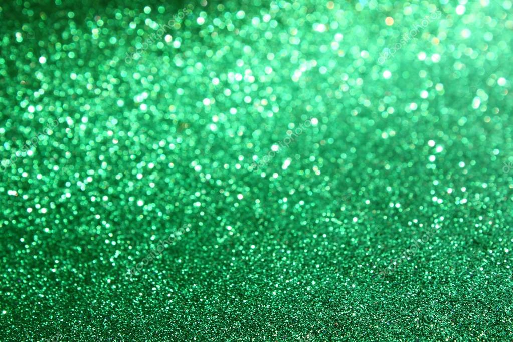 green sparkle background - photo #21
