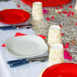 Party table — Stock Photo #29297019